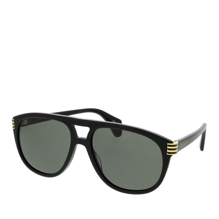 Sonnenbrille, Gucci, GG0525S-001 60 Sunglass MAN ACETATE BLACK