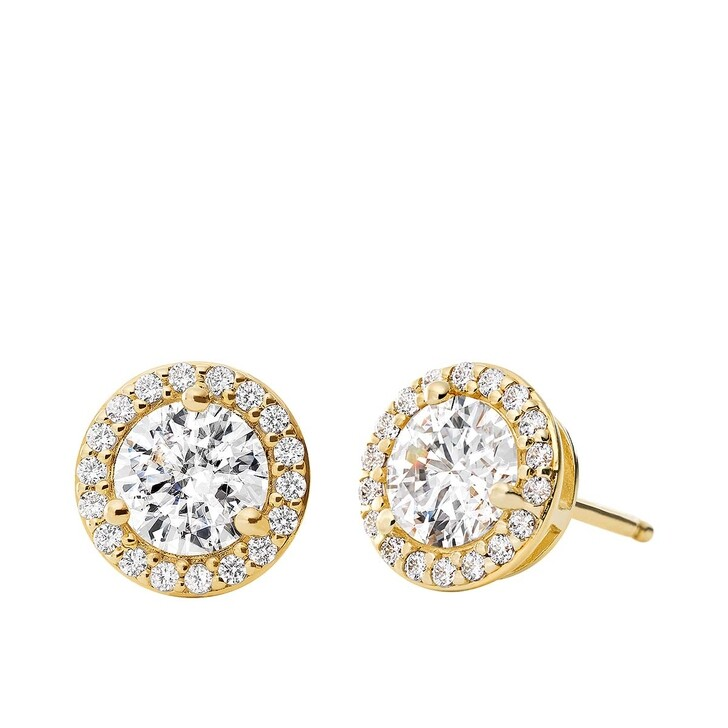 Kette, Michael Kors, Necklace Stud Eearings MKC1035An710 Gold