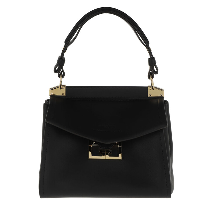 Handtasche, Givenchy, Small Mystic Bag Soft Leather Black