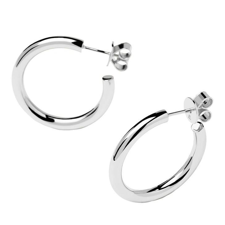 earrings, PDPAOLA, Earrings Supreme Cloud Silver