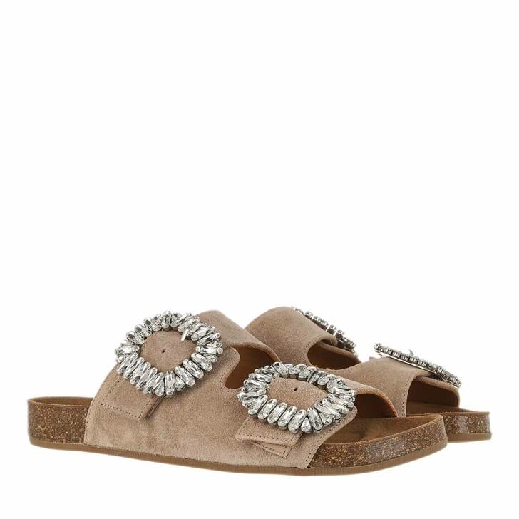 Schuh, Toral, Flats Natural