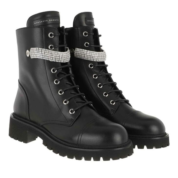 Schuh, Giuseppe Zanotti, Nevada Bootie Black