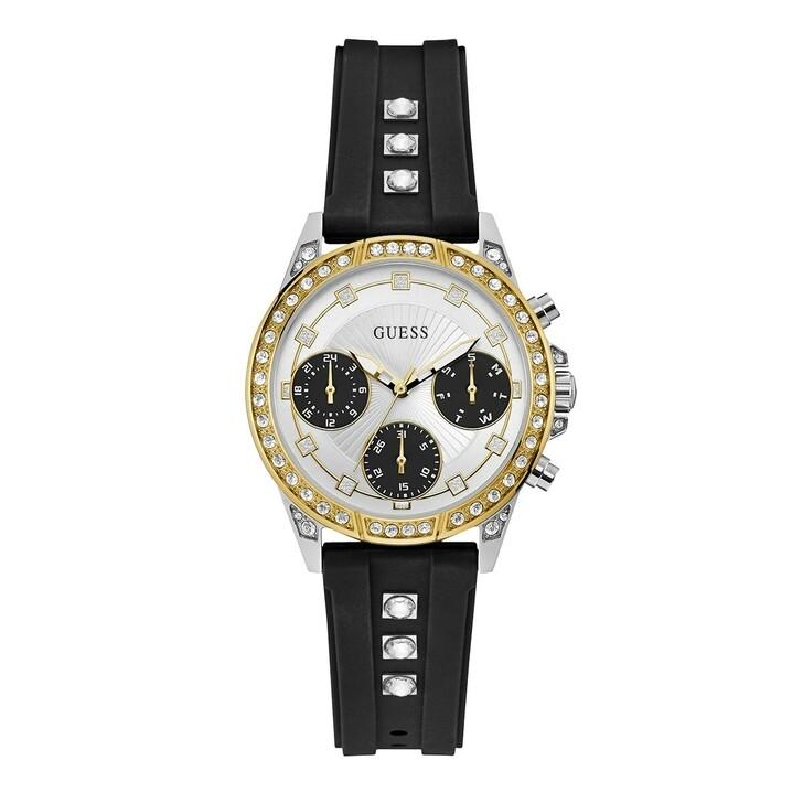 watches, Guess, Women Quartz Watch Gemini Black