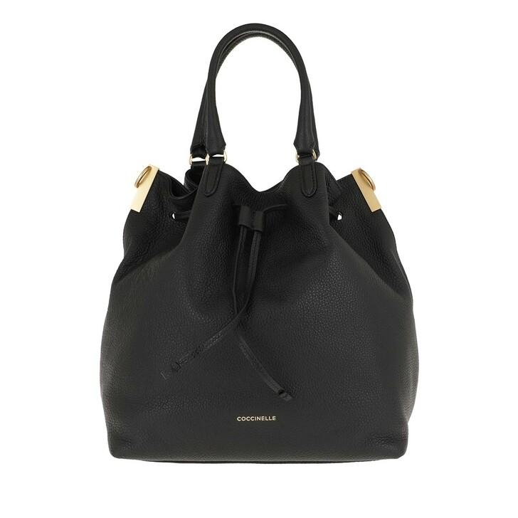 Handtasche, Coccinelle, Gabrielle Noir