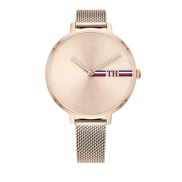 Uhr, Tommy Hilfiger, Quartz Watch Roségold