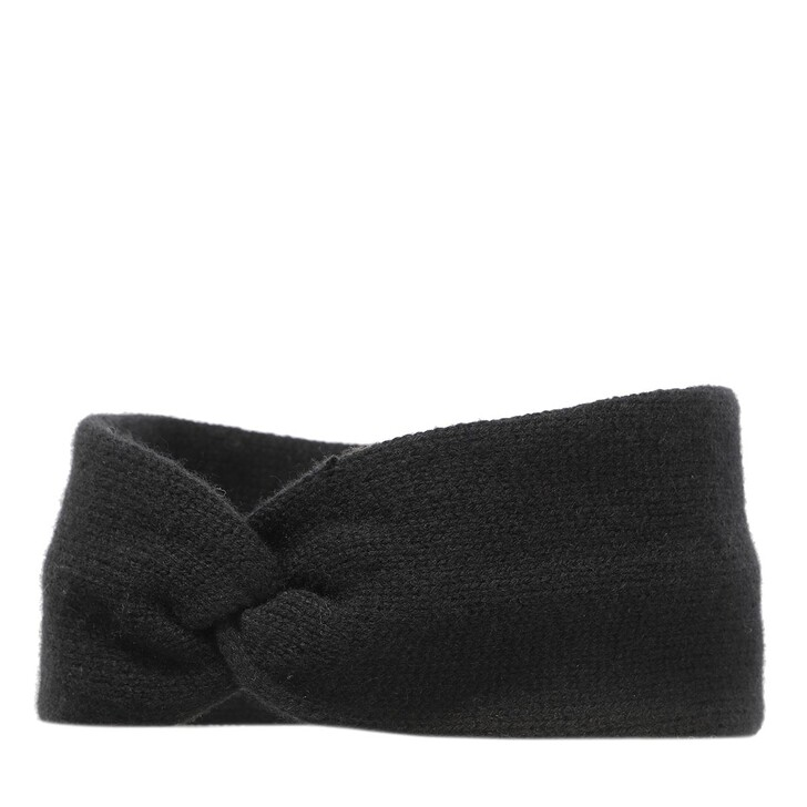 Mütze, Embraced Studios, Wool-Cashmere Headband  Black