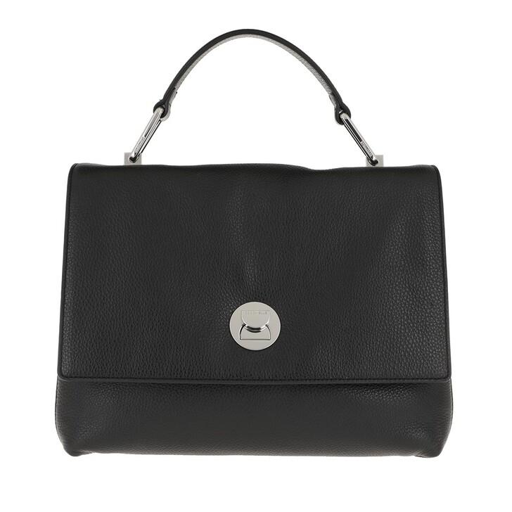 Handtasche, Coccinelle, Liya Noir