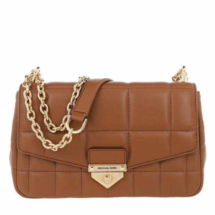 Handtasche, MICHAEL Michael Kors, Soho Large Chain Shoulder  Luggage