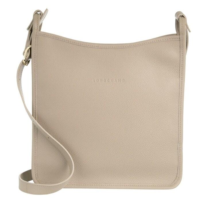 bags, Longchamp, Le Foulonné Crossbody Bag Turtle Dove