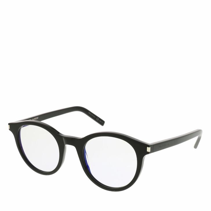 sunglasses, Saint Laurent, SL 342-006 49 Sunglass Unisex Photocromatic Lens & Blue Blocker Black-Grey