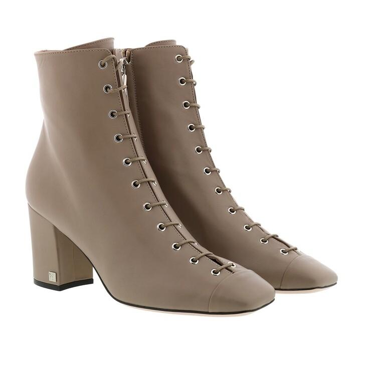 Schuh, Ballin, Boots Leather Light Grey