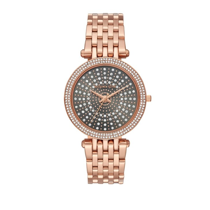 Uhr, Michael Kors, MK4408 Darci Ladies Watch Roségold