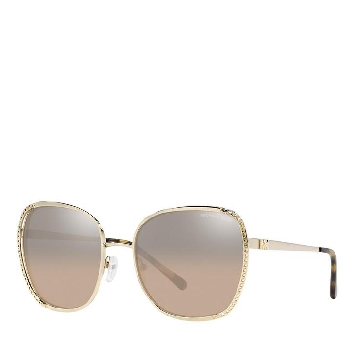 sunglasses, Michael Kors, 0MK1090 LIGHT GOLD