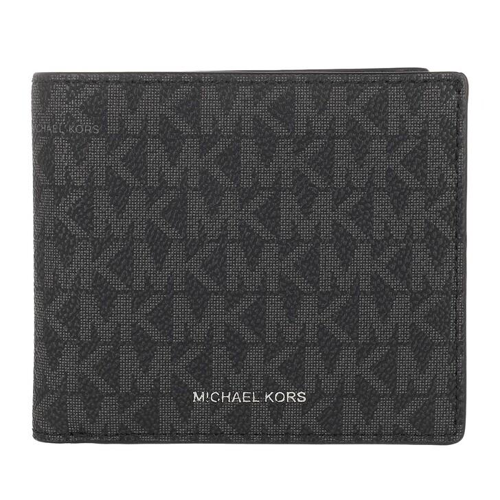 Geldbörse, MICHAEL Michael Kors, Billfold Wallet Black