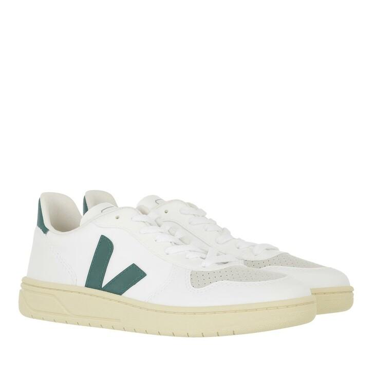 shoes, Veja, V-10 Cwl  White Brittany Butter-Sole