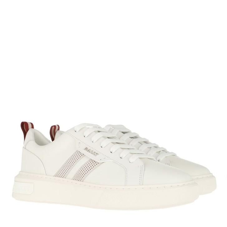 Schuh, Bally, Maxim Sneaker White