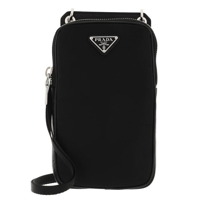 smart_cases, Prada, Smartphone Case Re-Nylon Black