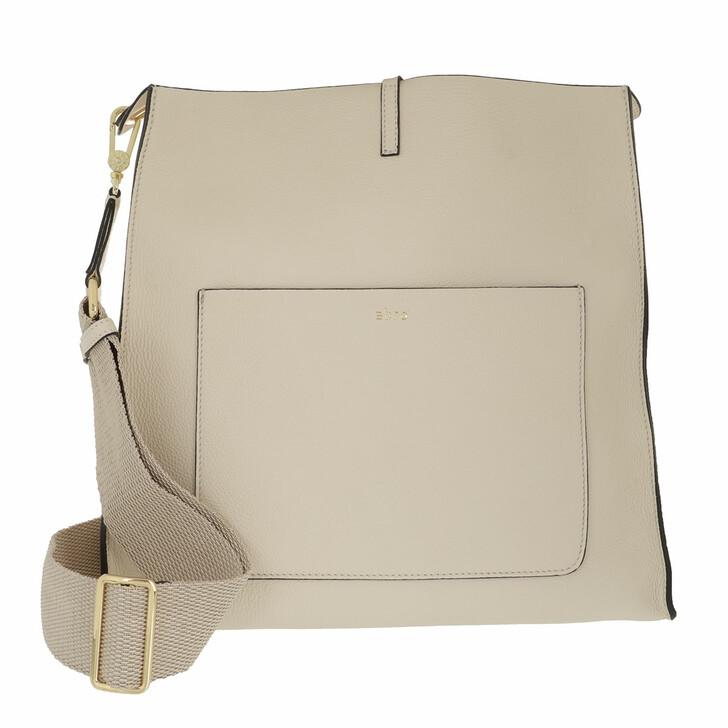 Handtasche, Abro, Large Crossbody Bag Raquel Ivory