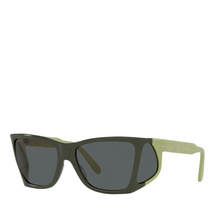 sunglasses, Persol, Sunglasses Man 0PO0009 1151B1 Dark Green