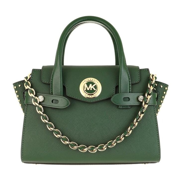 Reisetasche, MICHAEL Michael Kors, Small Flapp Messenger Bag Moss