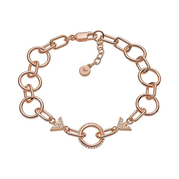 Armreif, Emporio Armani, Ladies Bracelet Rosègold