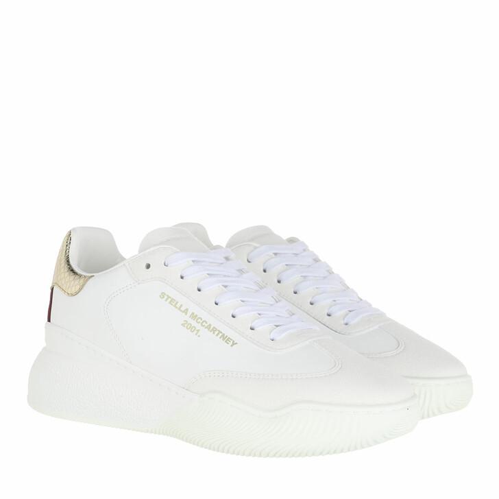 Schuh, Stella McCartney, Runner Loop Sneakers White/Multi