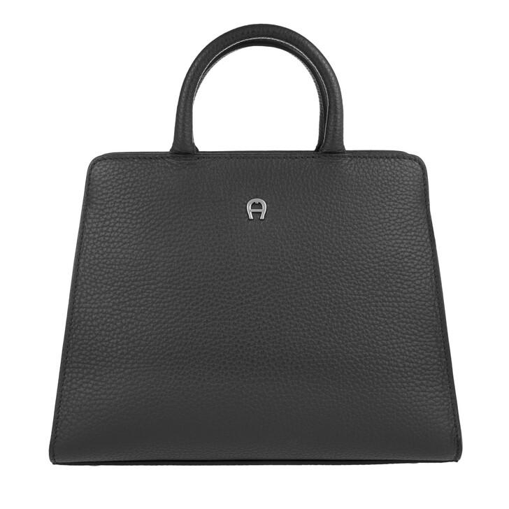 bags, AIGNER, Cybill Mini Bag Black