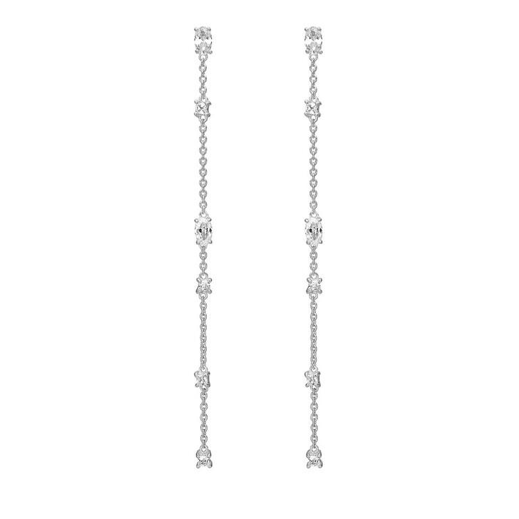 Ohrring, Charlotte Lebeck, Jamina Chain Earrings Silver