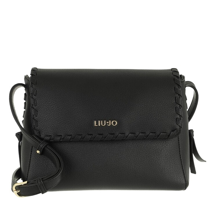 Handtasche, LIU JO, Medium Crossbody Nero