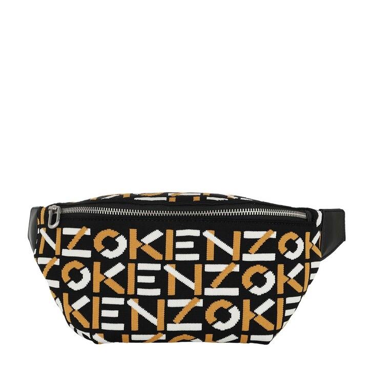 Gürteltasche, Kenzo, Belt bag Golden Yellow