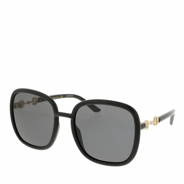 Sonnenbrille, Gucci, GG0893S-001 57 Sunglass WOMAN INJECTION BLACK