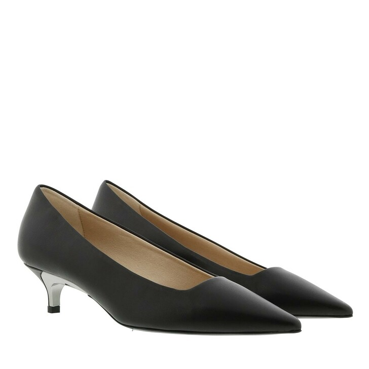 Schuh, Furla, Code Pump Leather Black