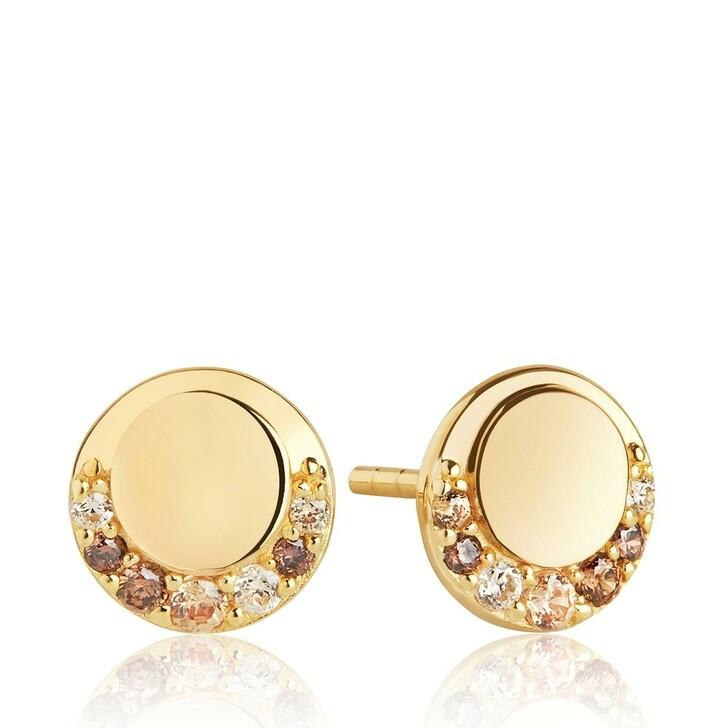 Ohrring, Sif Jakobs Jewellery, Portofino Piccolo Earrings Yellow Gold
