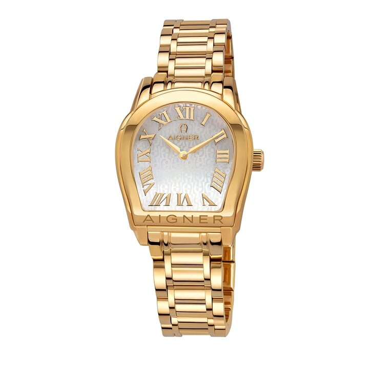 Uhr, AIGNER, MODENNA Watch Gold