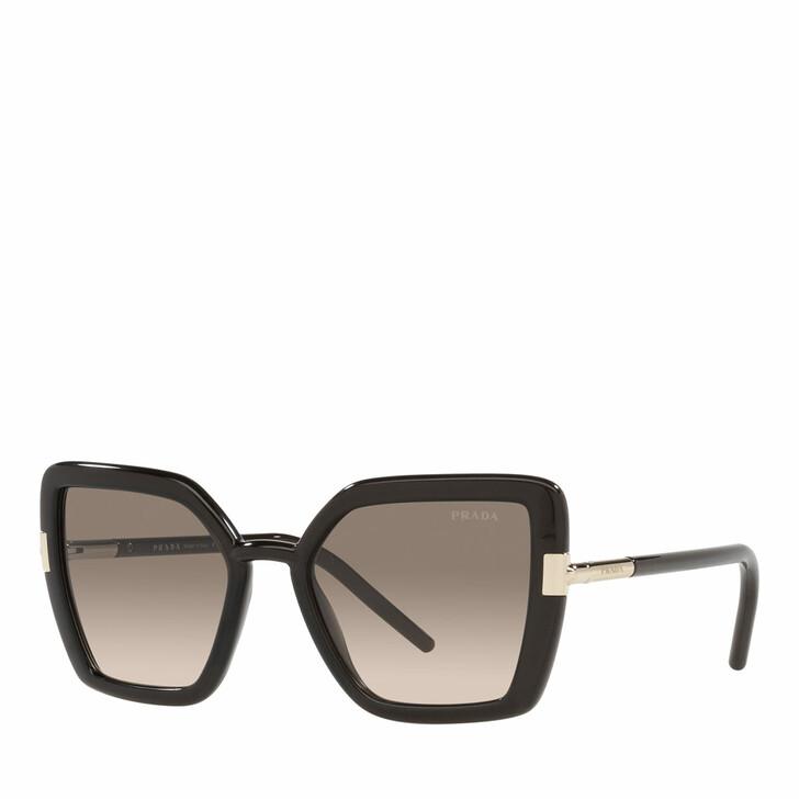 Sonnenbrille, Prada, 0PR 09WS CRYSTAL DARK BROWN