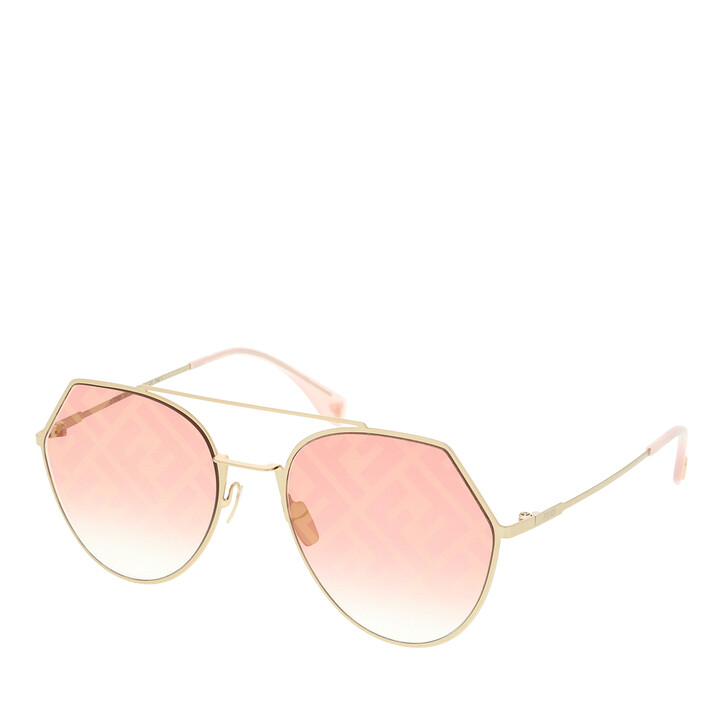 Sonnenbrille, Fendi, FF 0194/S Graphic pink