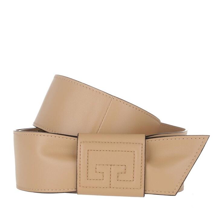 Gürtel, Givenchy, Wrap Belt Leather Light Beige