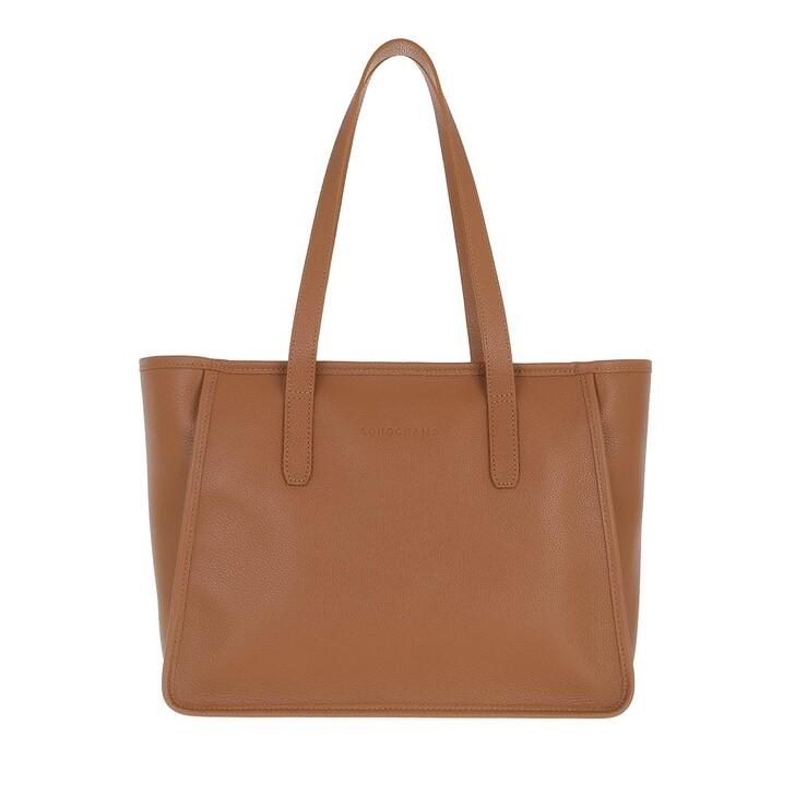 bags, Longchamp, Le Foulonné Shoulder Bag  Caramel