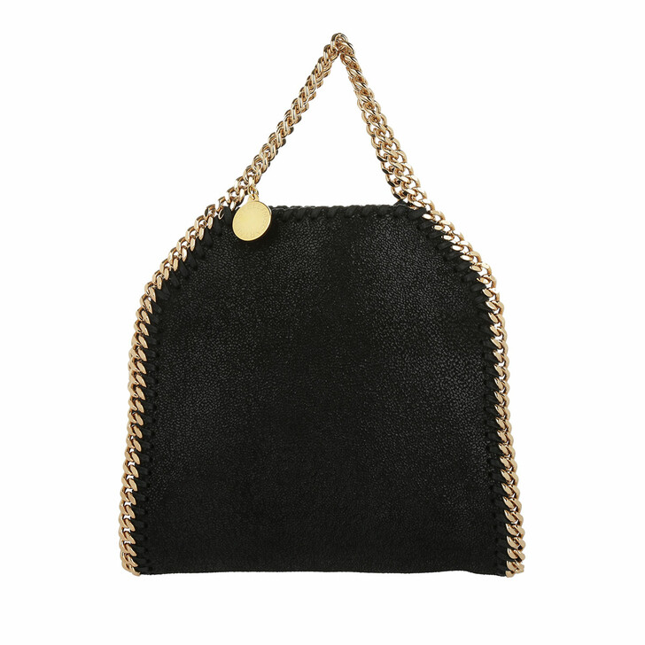 Handtasche, Stella McCartney, Tiny Falabella Crossbody Black