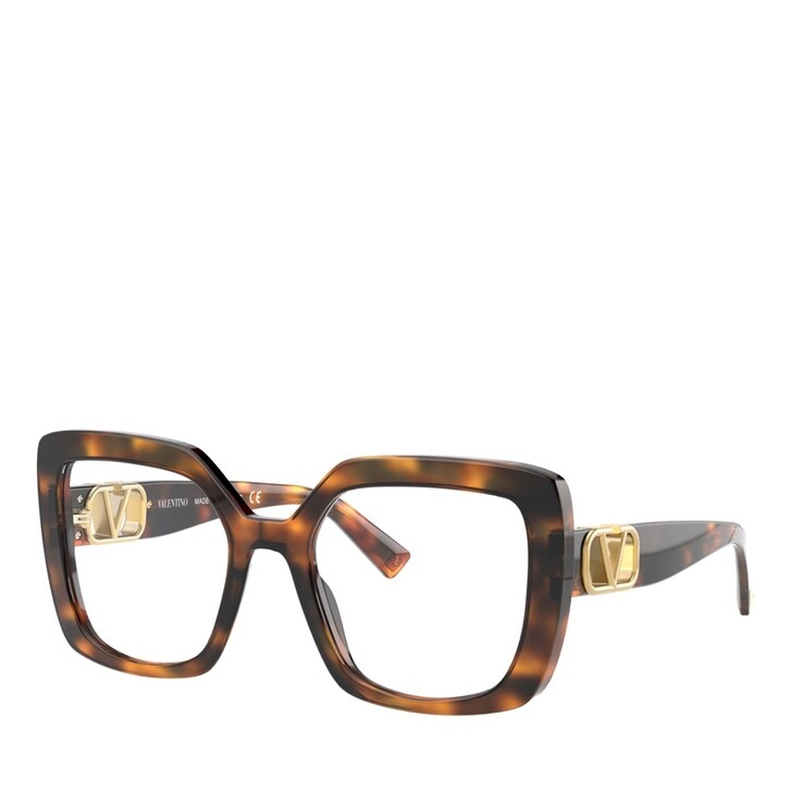 sunglasses, Valentino, AZETAT WOMEN SONNE STRIPED HAVANA