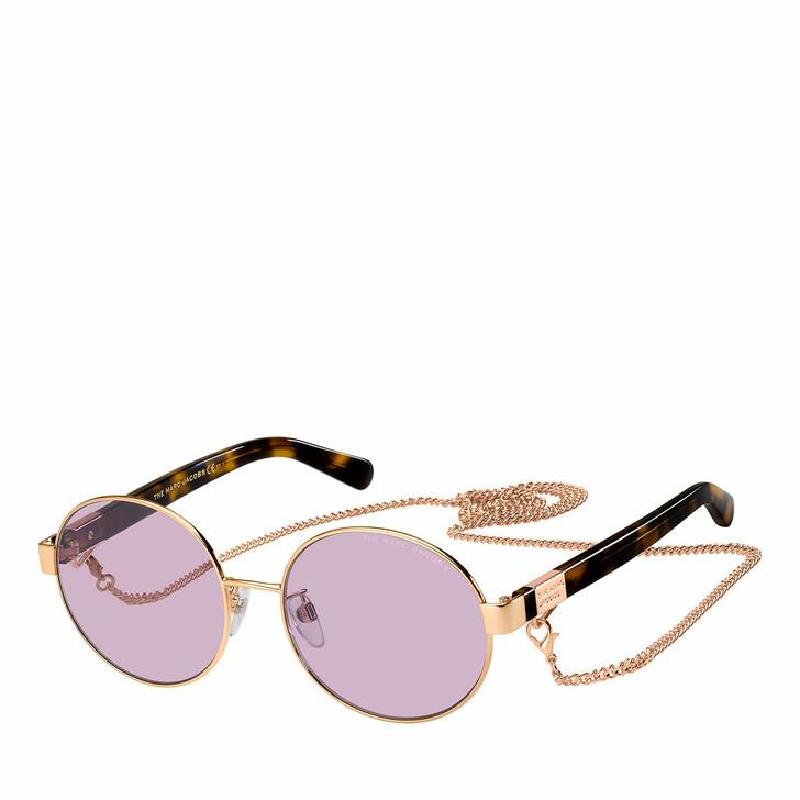 sunglasses, Marc Jacobs, Sunglasses Marc 497/G/S Gold Copper