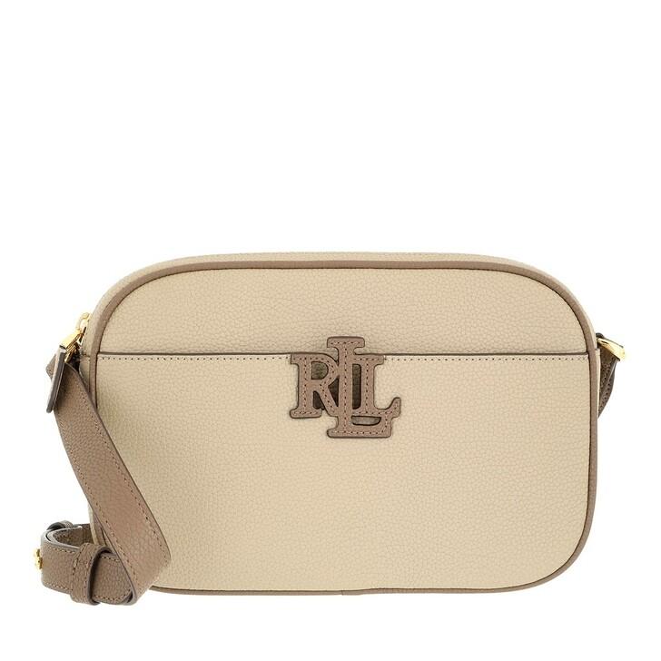 bags, Ralph Lauren, Carrie 24 Crossbody Small Farro/Truffle