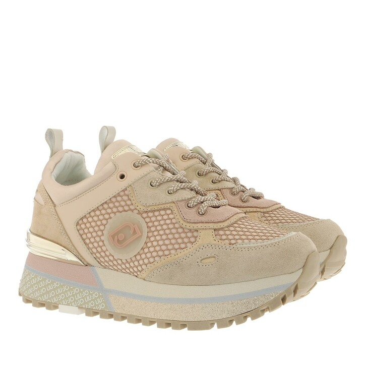 shoes, LIU JO, Liujo Maxi Wonder Sneaker Milk