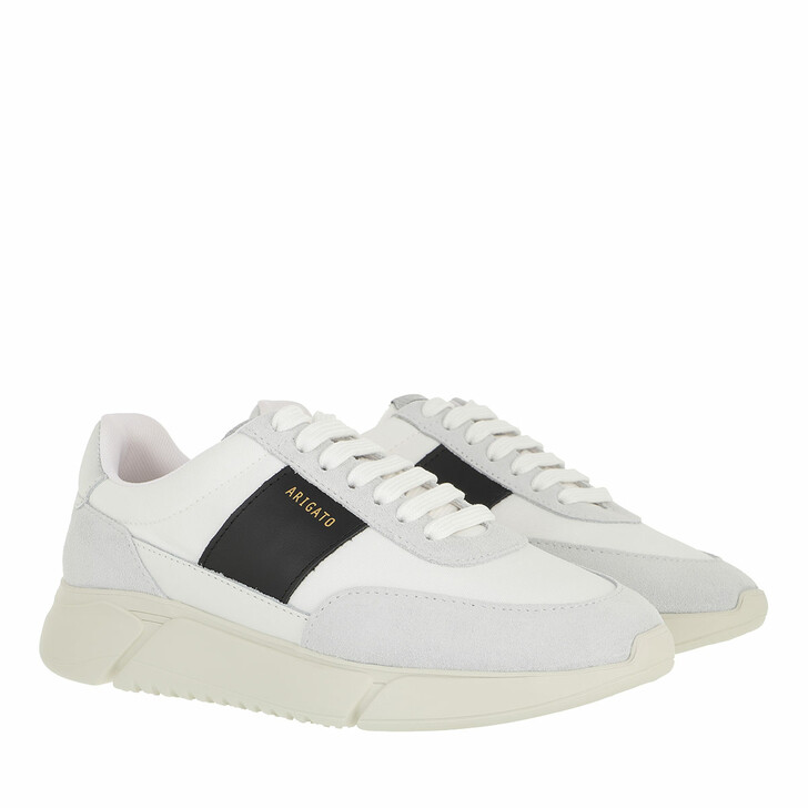 shoes, Axel Arigato, Genesis Vintage Runner White/Black/Silver
