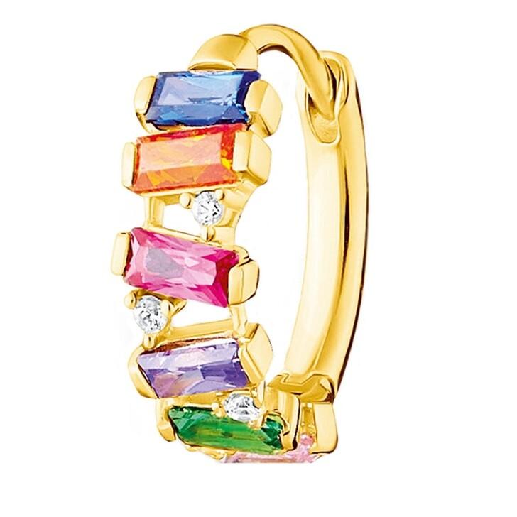 earrings, Thomas Sabo, Hoop Earring Multicolour