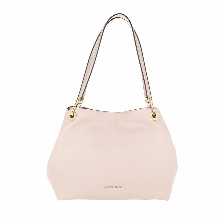 Handtasche, MICHAEL Michael Kors, Large Shoulder Tote Soft Pink