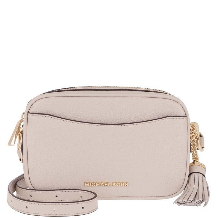 Handtasche, MICHAEL Michael Kors, Jet Set SM Crossbody Bag Light Sand