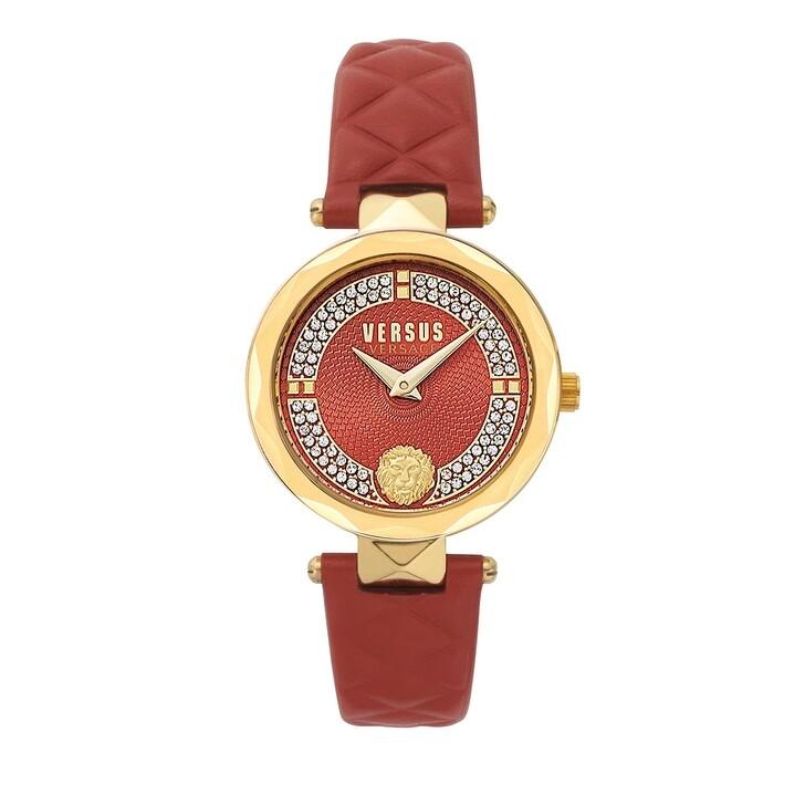Uhr, Versus Versace, COVENT GARDEN Watch Red