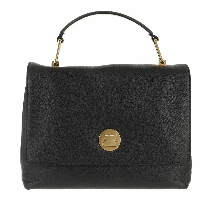 Handtasche, Coccinelle, Liya Tote Bag Noir