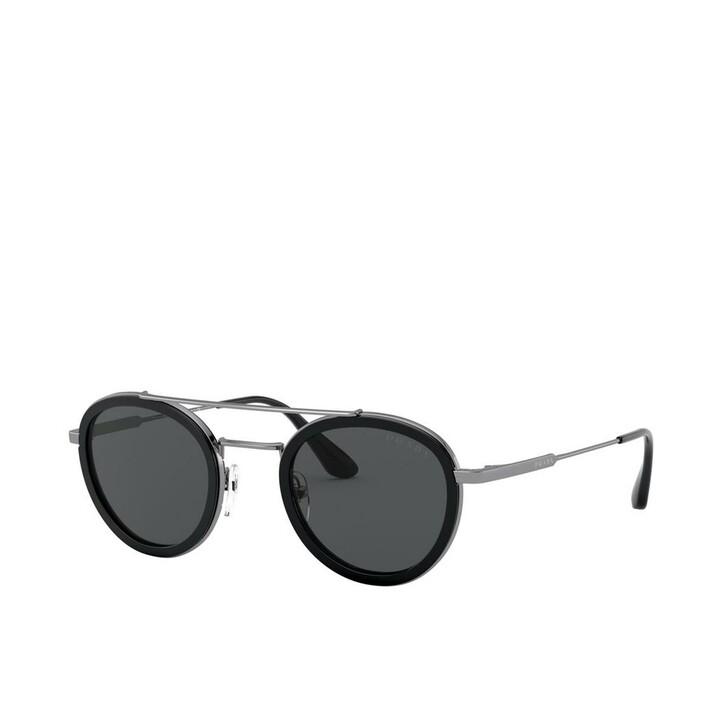 sunglasses, Prada, Sunglasses Conceptual 0PR 56XS Black/Gunmetal
